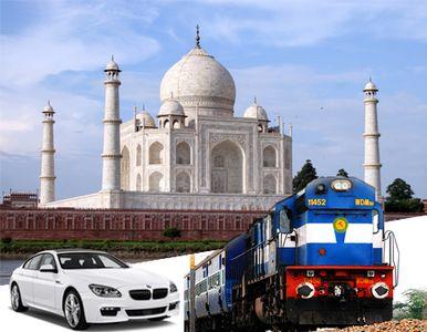 taj-mahal-by-car-and-train